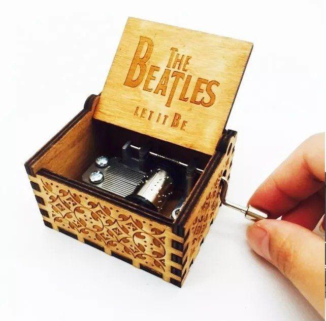 Caixa De Música Beatles (Let It Be)