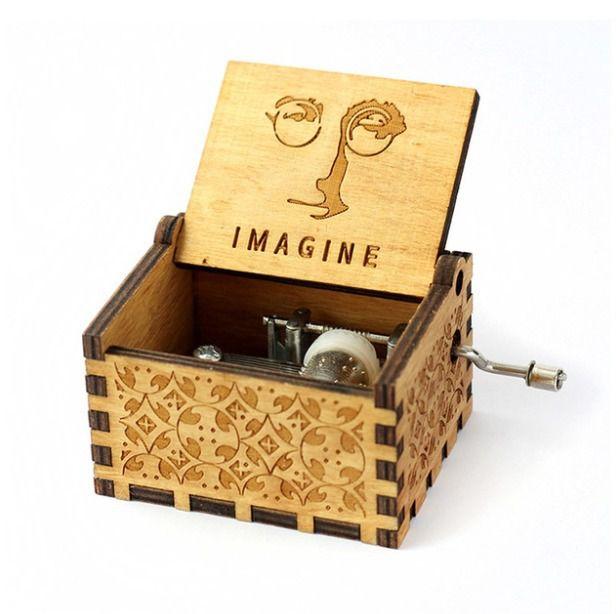 Caixa De Música John Lennon (Imagine)