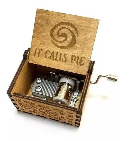 Caixa De Música Moana (It Calls Me)