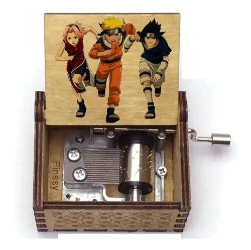 Caixa De Música Naruto -  Sadness And Sorrow Full
