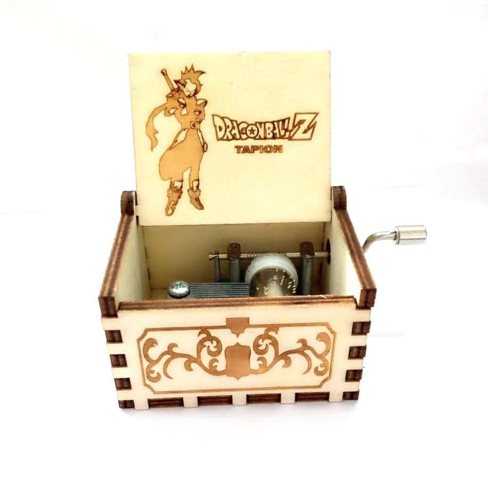 Caixa De Música Tapion: Dragon Ball Z