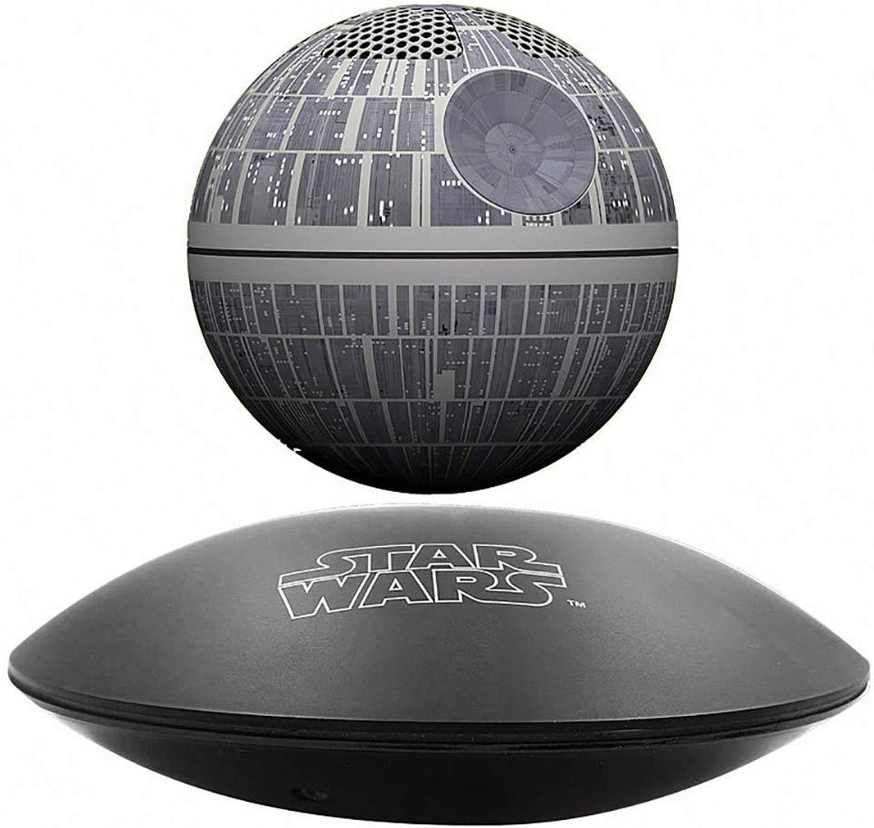 Caixa de Som Estrela da Morte (Death Star): Star Wars - (Maglev Sound BT Speaker)