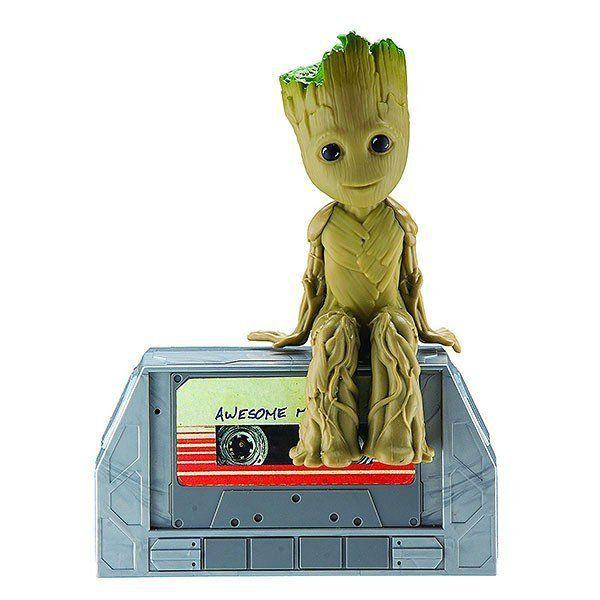 Caixa de som Groot  Dançante (Dancing Baby Groot Speaker): Guardiões da Galáxia Vol. 2