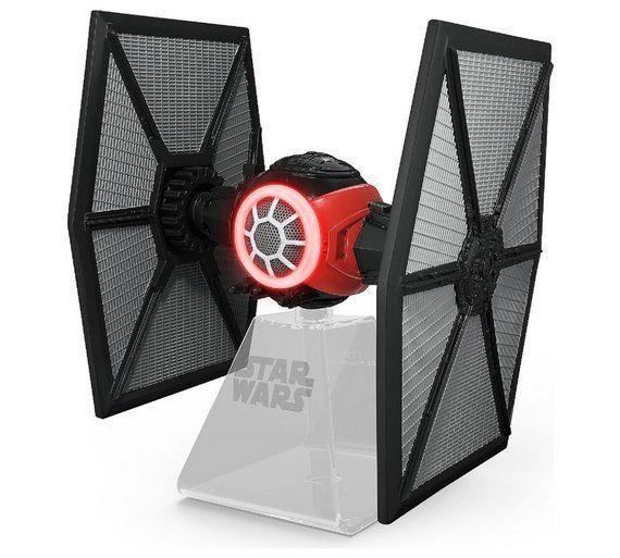 Caixa de Som Tie Fighter BT Speaker: Star Wars: O Despertar da Força Bluetooth