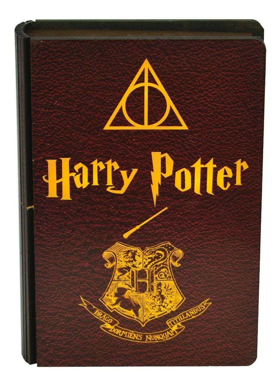Caixa Livro Harry Potter (Grande)