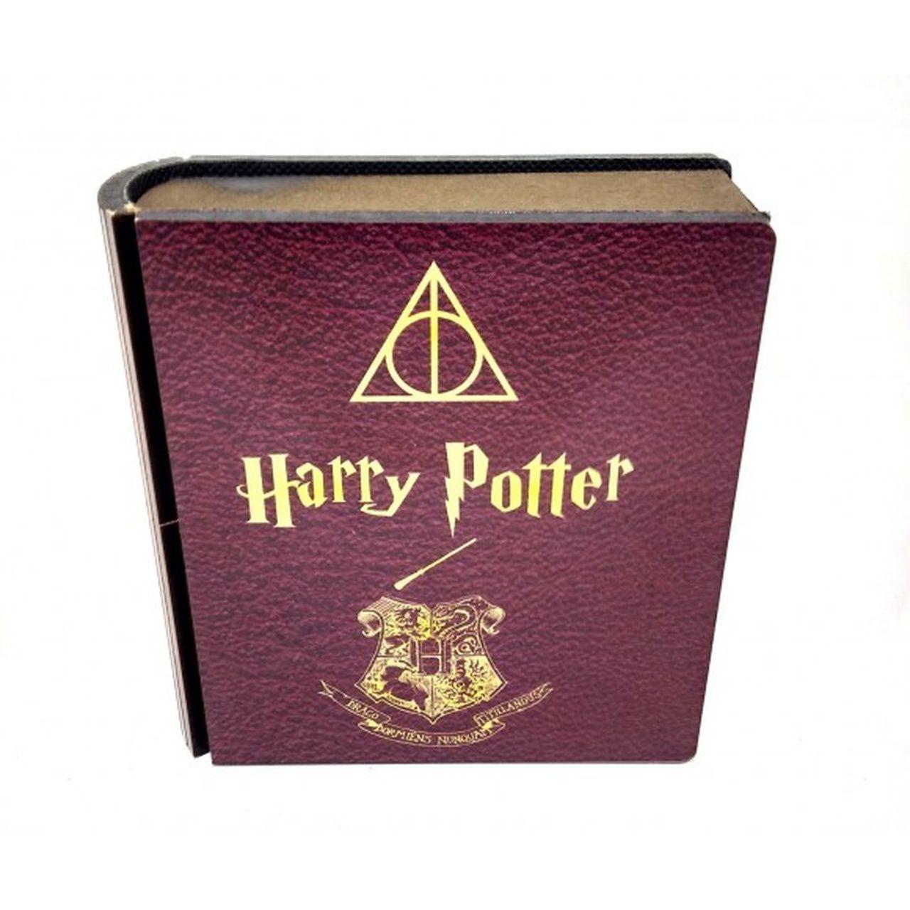 Caixa Livro Harry Potter (Pequena)