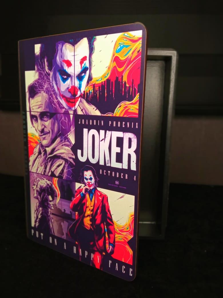 Caixa Livro Joaquin Phoenix