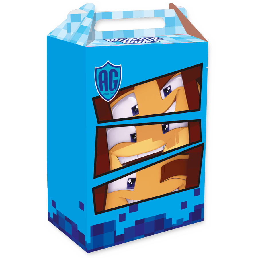 Caixa Surpresa: Authentic Games - Festcolor