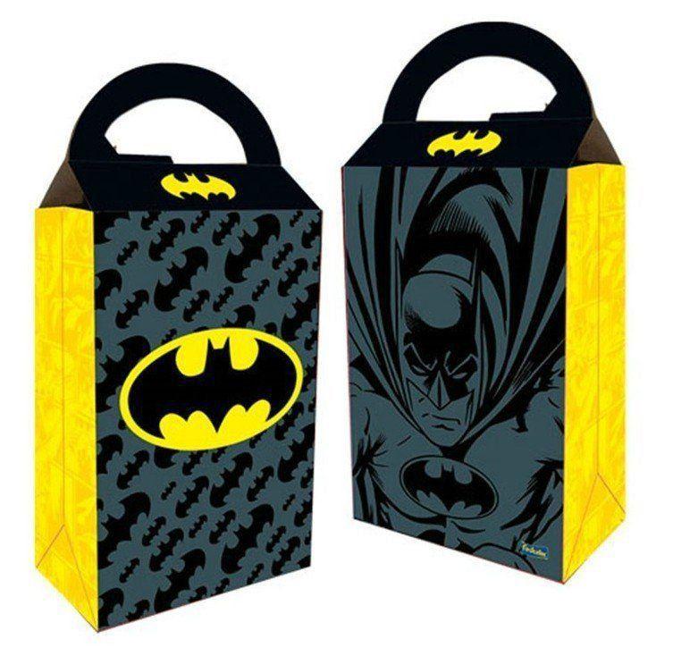 Caixa Surpresa: Batman - Festcolor