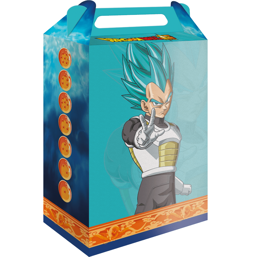 Caixa Surpresa: Dragon Ball - Festcolor