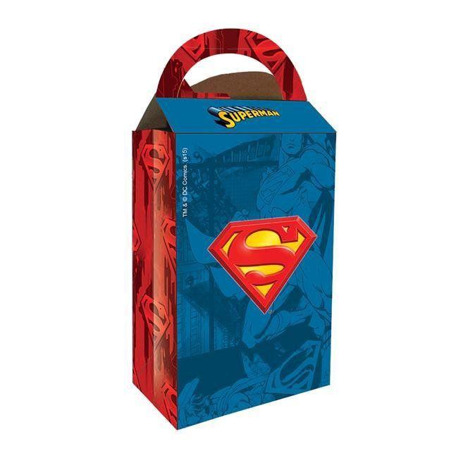 Caixa Surpresa: Superman - Festcolor