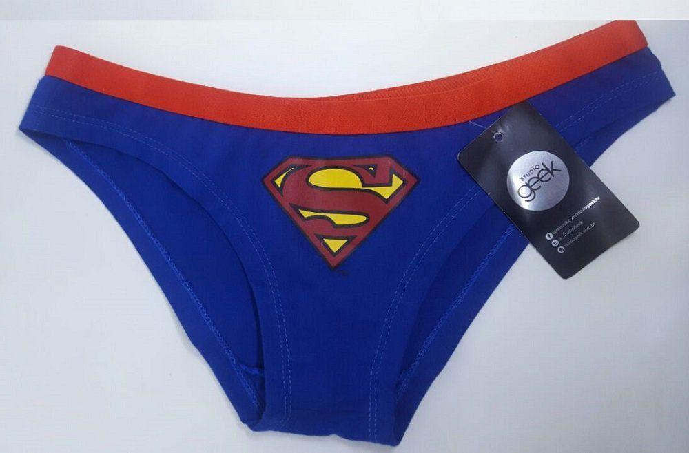 Calcinha Supergirl P