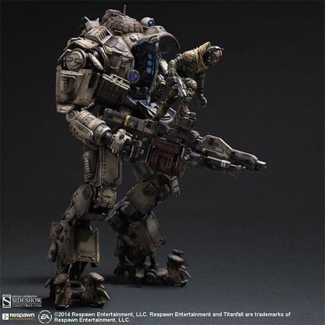 Call Of Duty Atlas Titanfall - Play Arts
