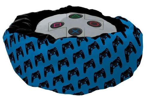 Cama Pet Cachorro e Gato Controle Playstation