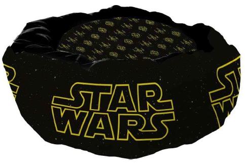 Caminha Pet Logo: Star Wars