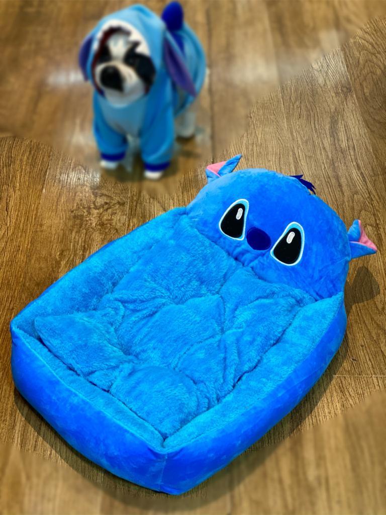 Caminha Pet Stitch: Lilo e Stitch