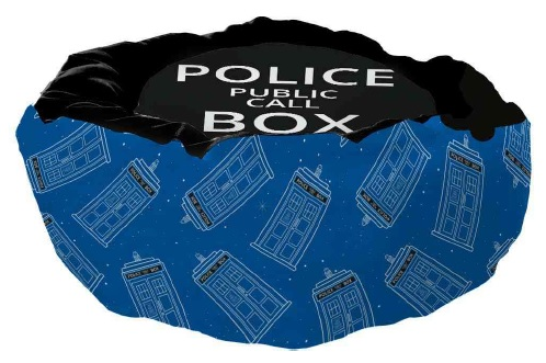 Cama Pet TARDIS: Doctor Who