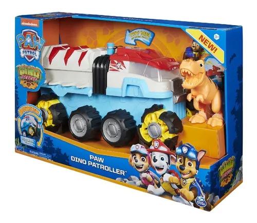Caminhão de Resgate Dino Team: Patrulha Canina (Paw Patrol) - Sunny