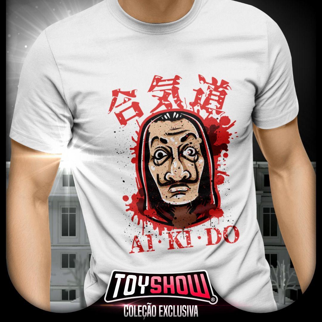 Camiseta AI-KI-DO: La Casa de Papel - Toy Show