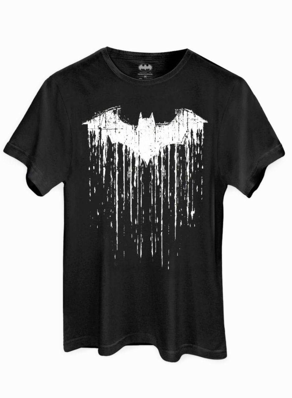 Camiseta Batman Melting: DC Comics