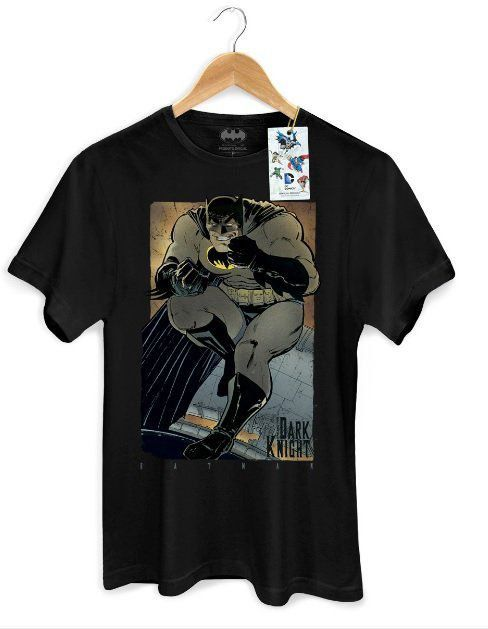 Camiseta Batman The Dark Knight - BandUp