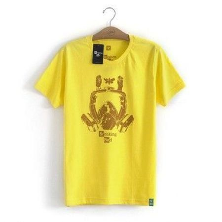 Camiseta Breaking Bad Máscara - Studio Geek