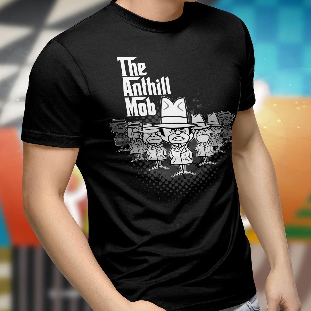 Camiseta Corrida Maluca: Quadrilha da Morte (Preto)