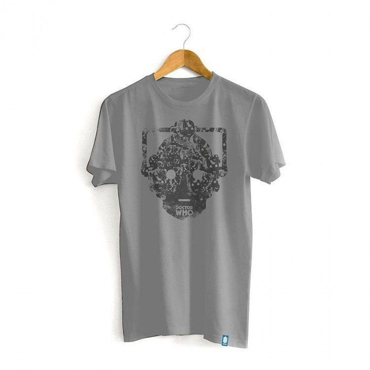 Camiseta Cyberman: Doctor Who - Studio Geek