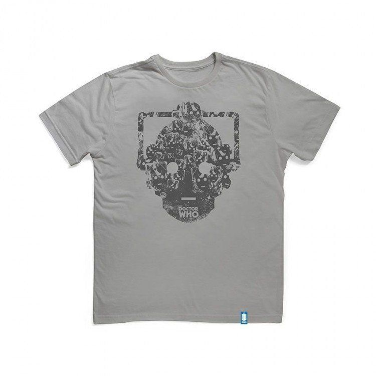 Camiseta Cyberman: Doctor Who - Studio Geek