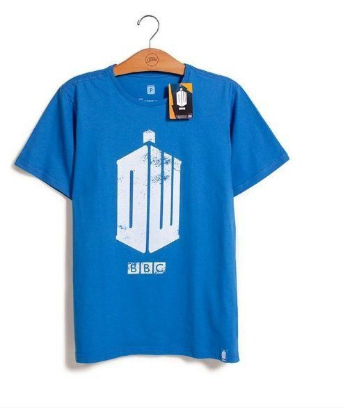 Camiseta Doctor Who: Logo