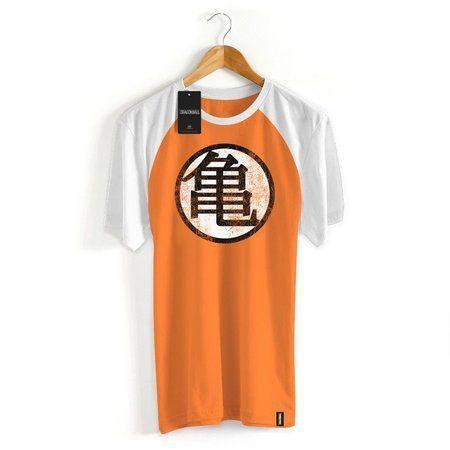 Camiseta Dragon Ball Simbolo Kame G