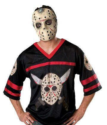 Fantasia Camiseta e Máscara de Hockey: Sexta-Feira 13 (Friday the 13th) -  Rubies Costume - CD