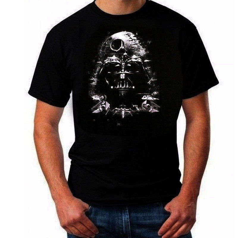 Camiseta Estrela da Morte: Star Wars (Preto)