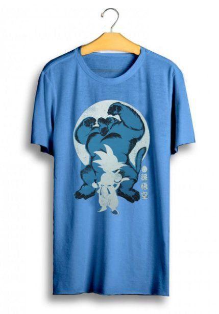 Camiseta Feminina Dragon Ball Oozaru - Studio Geek