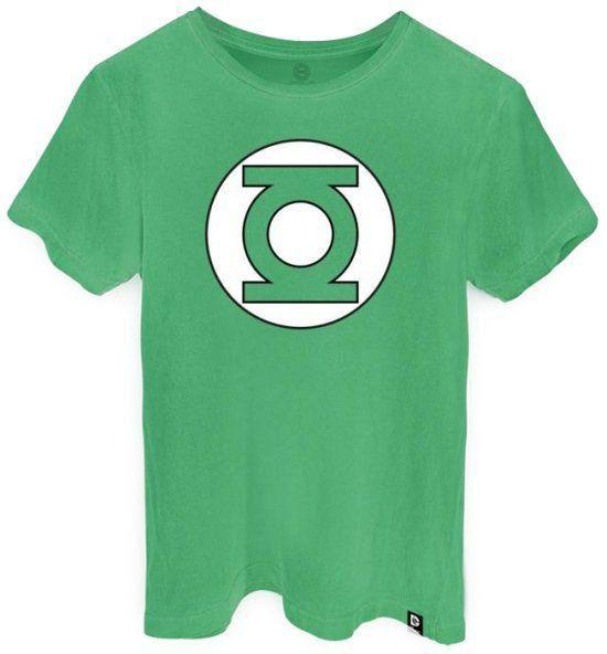 Camiseta Green Lantern - BandUp!