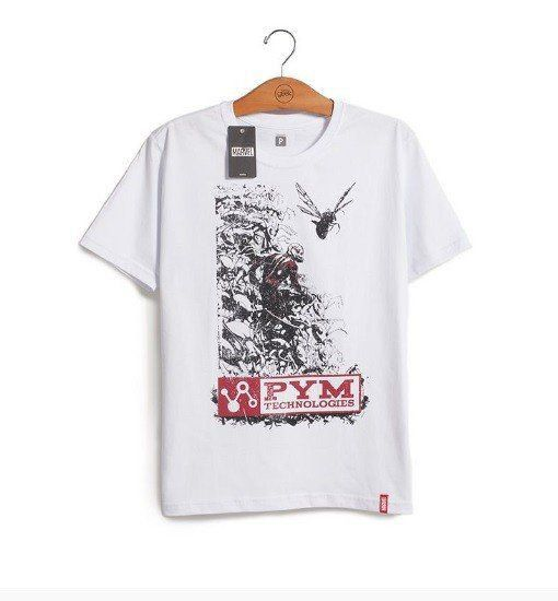 Camiseta Homem Formiga (Ant-Man) - Studio Geek