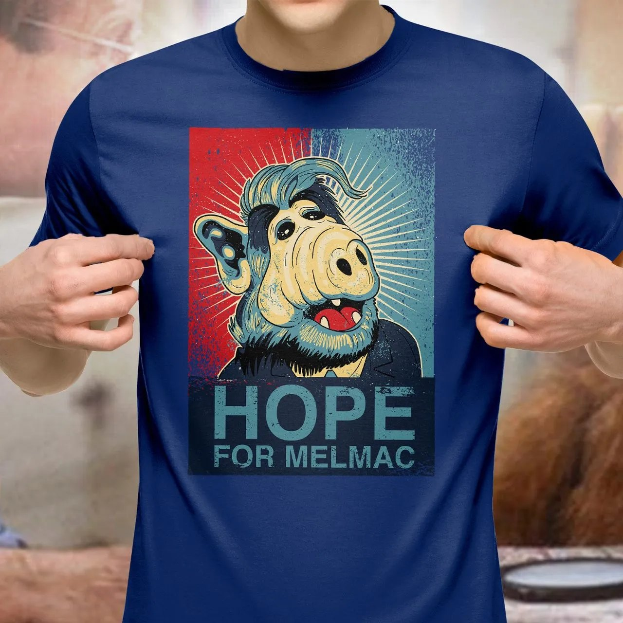 Camiseta: '' Hope For Melmac