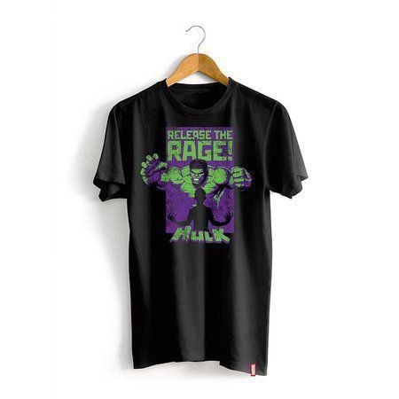 Camiseta Hulk Rage: Marvel - Studio Geek
