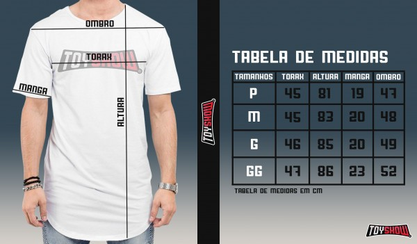 Camiseta Long Line Mandalorian Guerreiro das Sombras (Preto) - EV