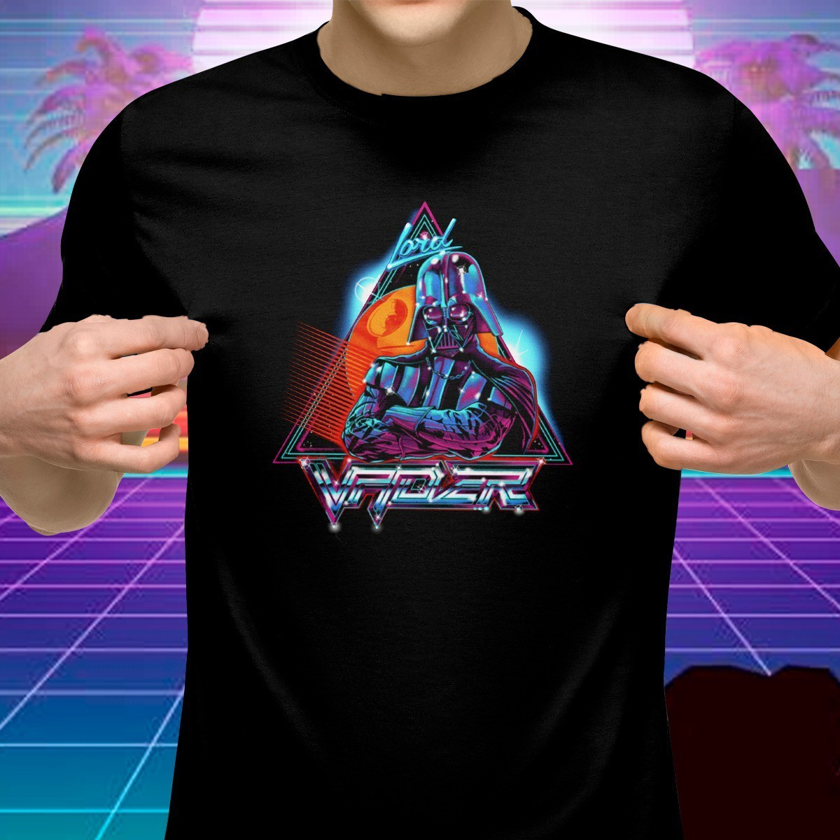 Camiseta: Lord Vader ( Star Wars )