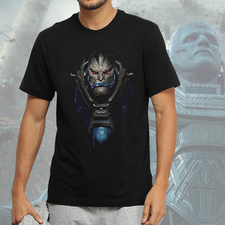 Camiseta Masculina Unissex Apocalypse Mutant: X Men (Preta) - EV