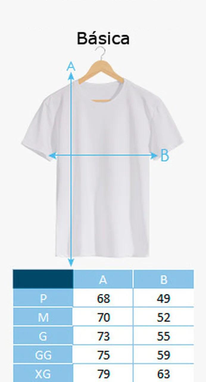 Camiseta Masculina Unissex Luluzinha E Bolinha Abraço (Branca) - EV