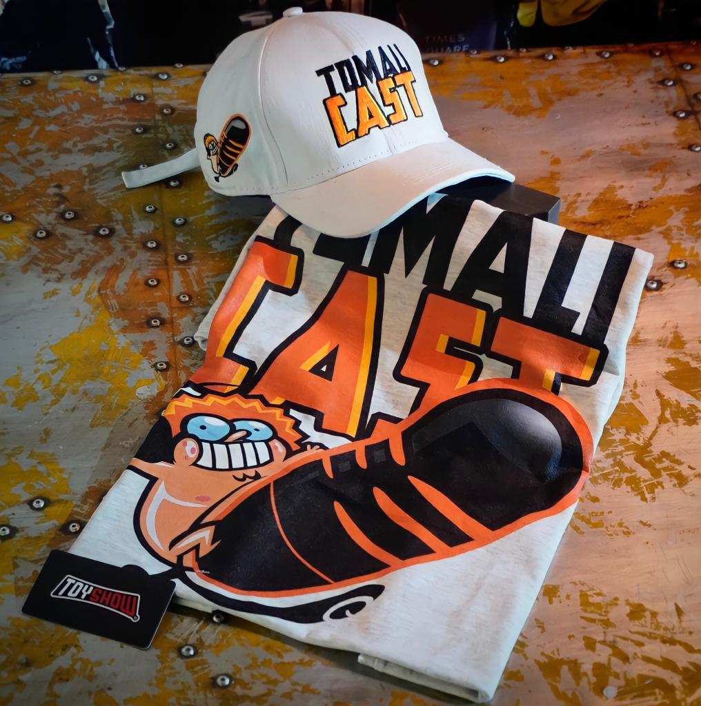 Camiseta Masculina Unissex Tomalicast - EV
