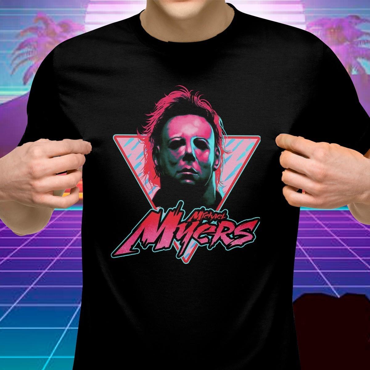 Camiseta: Michael Myers ( Halloween )  - Toyshow Geek e Colecionáveis Tudo em Marvel DC Netflix Vídeo Games