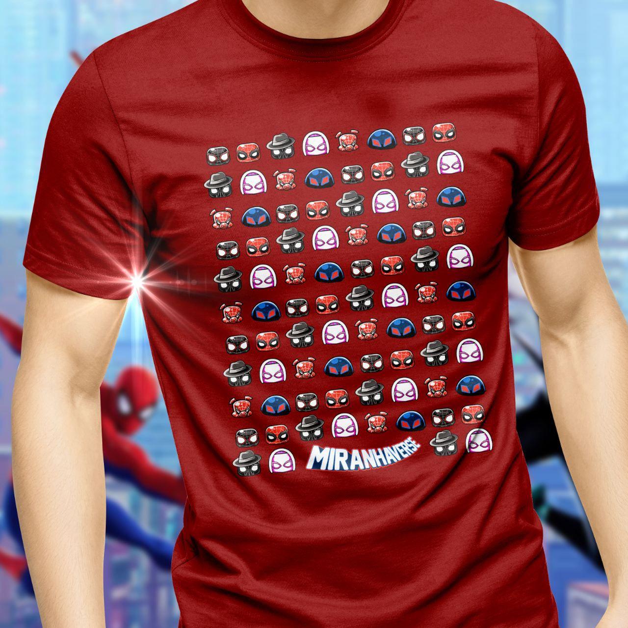 Camiseta Miranhaverse: Marvel - Exclusiva Toyshow