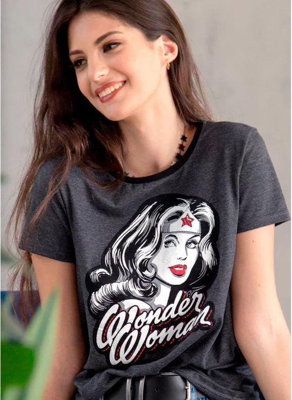 Camiseta Mulher-Maravilha (Wonder Woman): Dc Comics - BandUp!  - Toyshow Geek e Colecionáveis Tudo em Marvel DC Netflix Vídeo Games