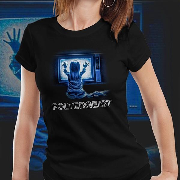 Camiseta Poltergeist - EV