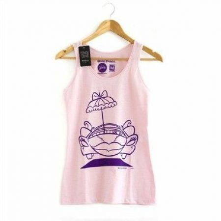 Camiseta Regata Feminina Penélope Compact Pussycat - Studio Geek