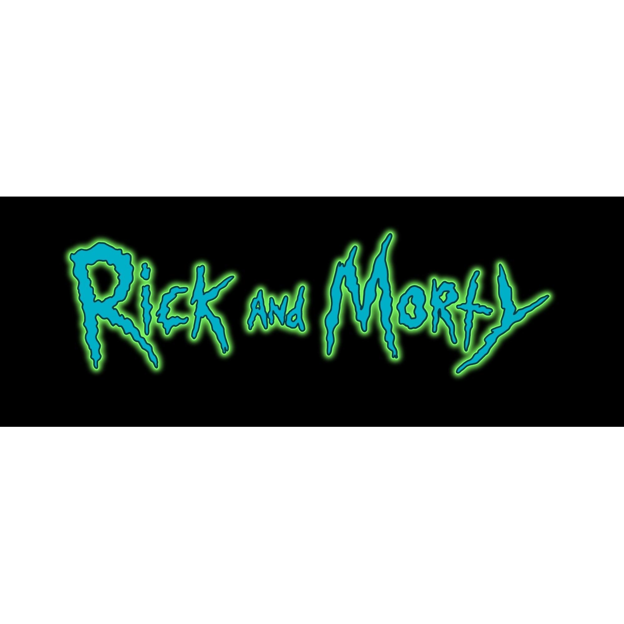 Camiseta Rick and Morty: Rick and Morty De Volta Para o Futuro (Preta)