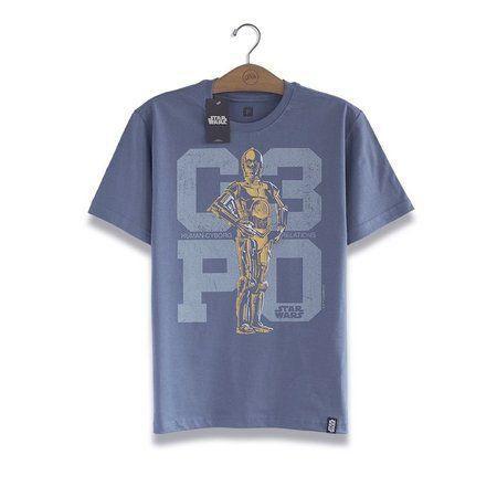 Camiseta Star Wars C-3PO - Studio Geek